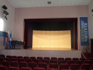 Najem dvorane Litija
