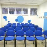 Modra soba KC Litija