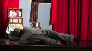 Ovčka na večerji (Gledališče Kolenc)