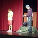 Pravljica o zlatem Lončku (Gledališče Smejček)