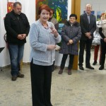 Otvoritev likovne razstave Jože Ocepek-Josipine