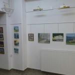 Odprtje slikarske razstave Janeza Prašnikarja
