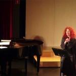 Odlična Vita Mavrič s pianistom Jako Puciharjem