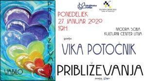 Približevanja: gostja: Vika Potočnik