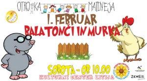 Otroška matineja: Balatonči in Murka