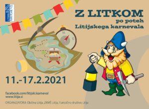 Z Litkom po poteh Litijskega karnevala  2021